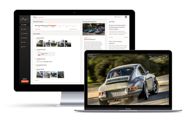 Singer Vehicle Design Client Portal-97